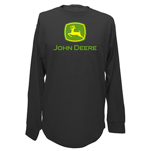 Men's Long Sleeve Classic John Deere Tee Shirt