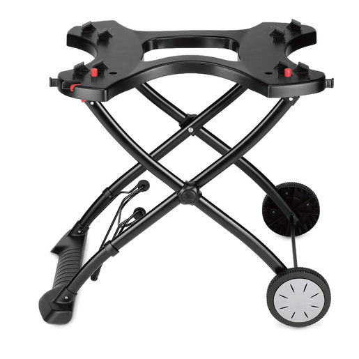 Rolling Cart Grill Stand