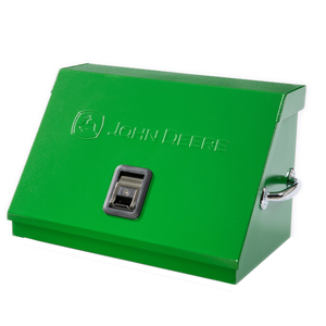 Portable Triangle Toolbox - Green (AC-2313TB-G)