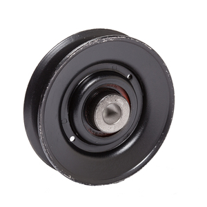 Multi Purpose Idler Pulley For Use in Riding Lawn Equipment