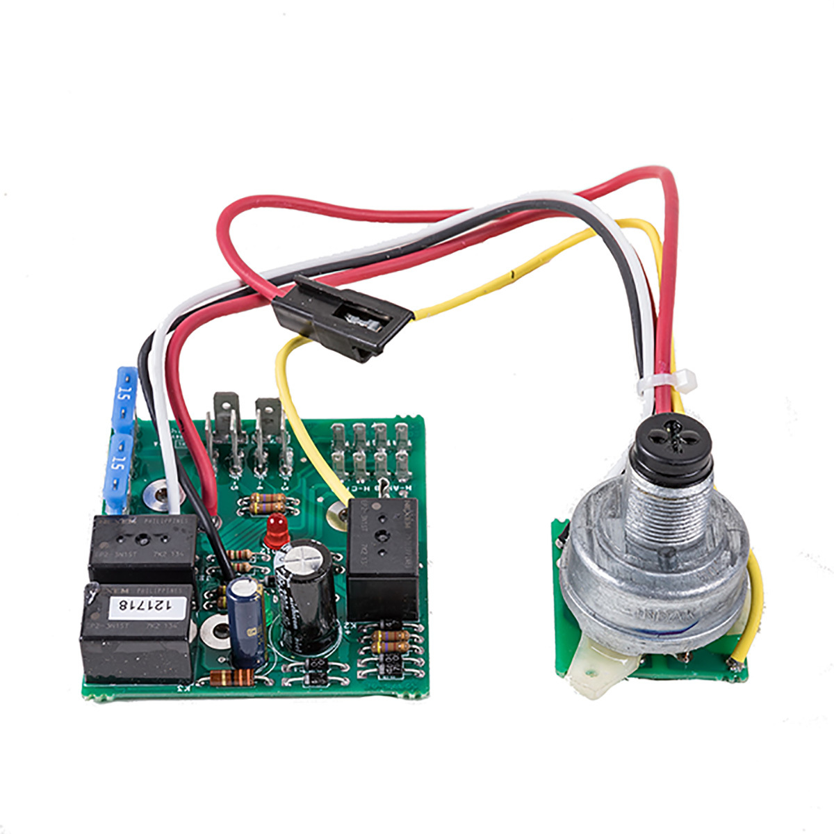 Ignition Module and Key Switch for 300, GT, GX, LX, and X400 Series Riding  Lawn Mowers