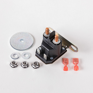 Starter Solenoid Kit For Select 100, LT, L, LA, LT, LTR, SST, Z200, Z400 and Z600 Riding Lawn Mowers