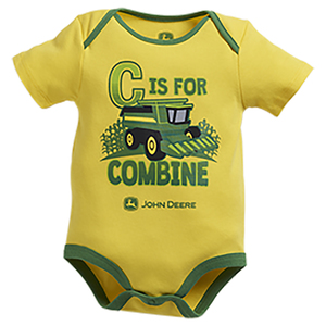 Infants C Is For Combine Bodyshirt