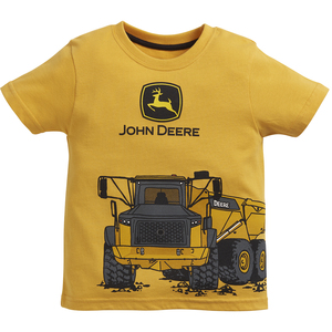 Infants/ Toddlers Construction Wrap T-Shirt
