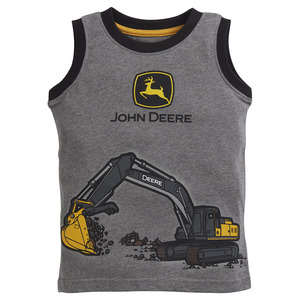 Infants/ Toddlers Construction Muscle T-Shirt