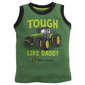 Toddlers Like Daddy Muscle T-Shirt