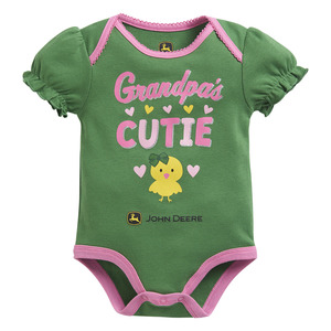 Infants Grandpa's Cutie Chick Bodyshirt