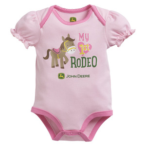Infants My First Rodeo Bodyshirt