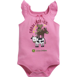 Infants Farm Friends Tank Bodyshirt