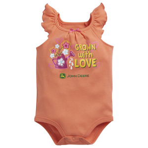 Infants With Love Tank Bodyshirt