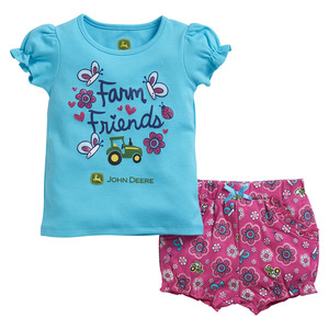 Infants Farm Friends Short Set