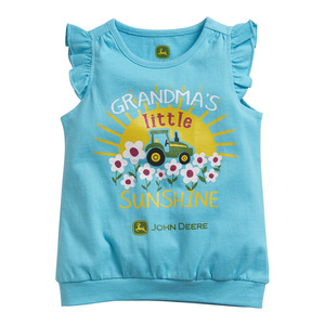 Infants/ Toddlers Grandma's Sunshine Banded T-Shirt