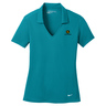 Ladies Dri-FIT Vertical Mesh Polo