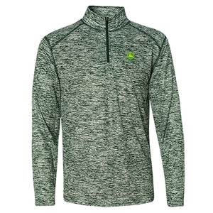 Mens Performance Quarter-Zip Pullover