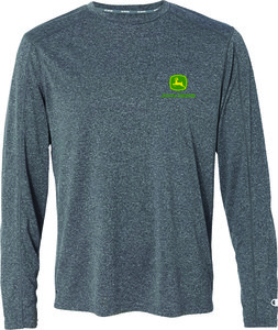 Mens Long Sleeve Vapor T-Shirt
