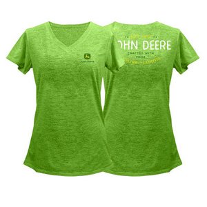 Womans John Deere Moline T-Shirt