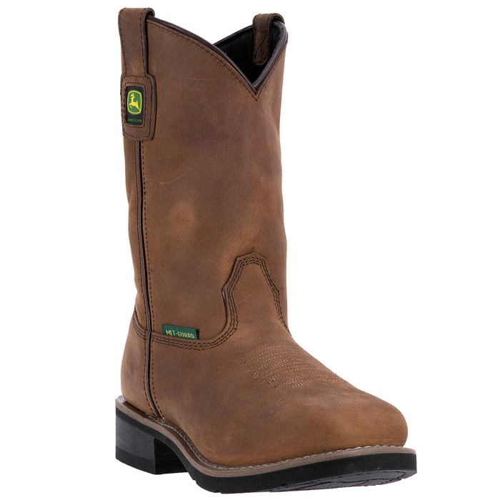 Women's Steel Toe Metatarsal Pull On Boot