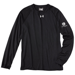 John Deere Under Armour Men's Locker Long-Sleeve T-Shirt