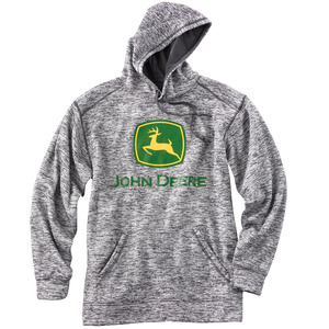Fleece Performance Hooded Pull-Over