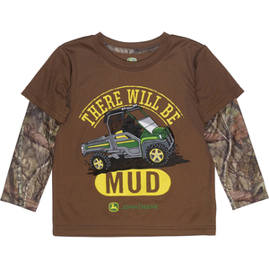 Mossy Oak There Will Be Mud