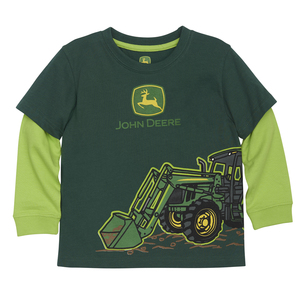 Tractor Wrap Tee