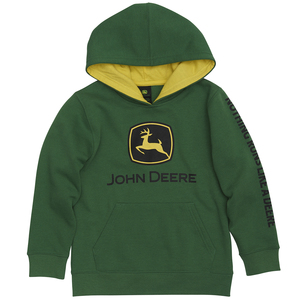 Green Trademark Fleece Hoodie