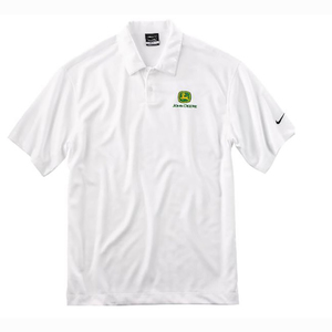 23926f84 FREE Shipping Today and Everyday with a $50 purchase. Men's Nike Dri-Fit  White Polo S-4X