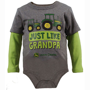 Just Like Grandpa Bodyshirt