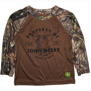 Property of John Deere Tee