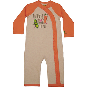 Peas & Carrots Coverall