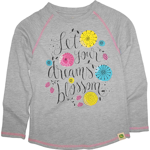 Let Your Dreams Blossom Tee