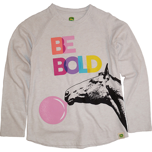 Be Bold Horse Tee