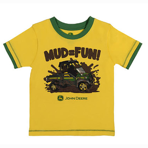 Mud = Fun Toddler Tee