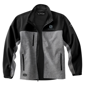 Men's DRI Duck Gray Black Motion Jacket