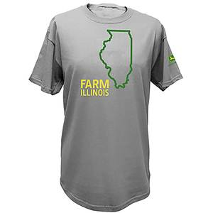 Farm Illinois Tee