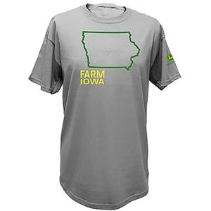 Farm Iowa T-Shirt