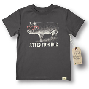 Do Good Today Attention Hog Tee