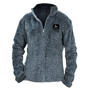 Women's Full Zip Sherpa Jacket