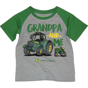 c9e5c549 Grandpa and Me Tee | Toddlers Shirts | Toddler (2-5Y) | Kids | John ...