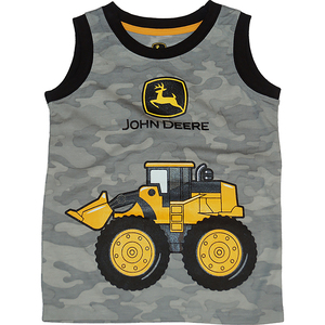 Front Loader Muscle Tee