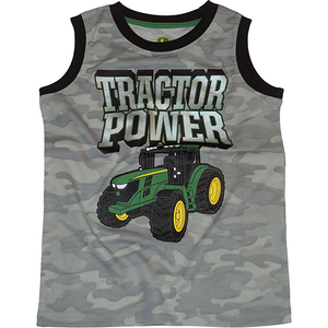 Tractor Power Muscle Tee