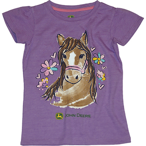 Water Color Horse Tee