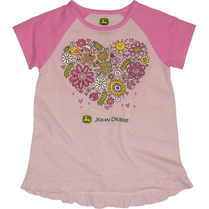 Country Heart Tunic Tee