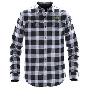 Stormtech  Checkered Flannel