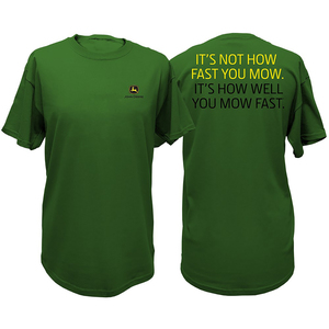 How Fast You Mow T-Shirt