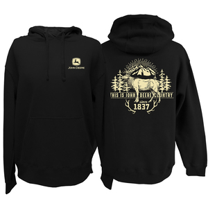 This Is John Deere Country Hoodie