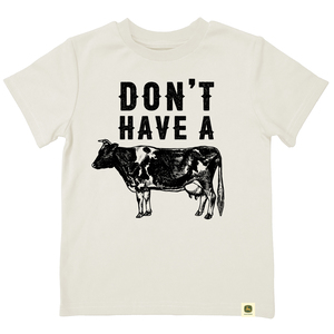 Do Good Today Don't Have A Cow T-Shirt