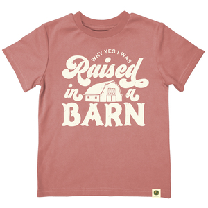 Do Good Today Raised in a Barn T-Shirt