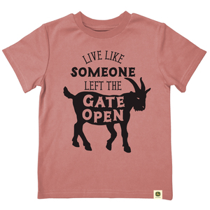 Do Good Today Open Gate T-Shirt
