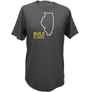 Build Illinois Tee